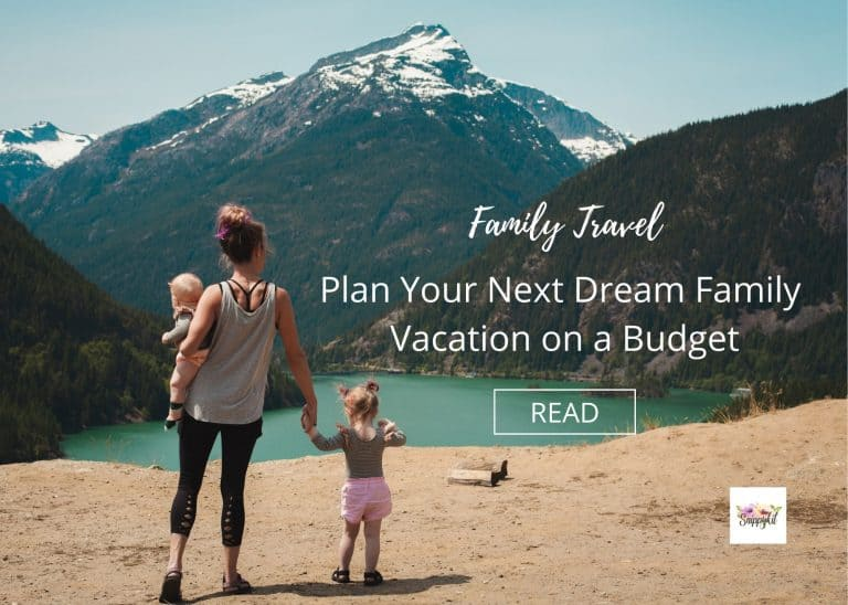 take your next family vacation on a budget