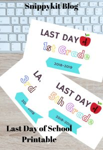 Get this FREEBIE. Download our exclusive, fun end of the school year printable to make this year's comparison that much easier and fun.