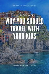 In this post you'll find 7 reasons why travelling with your family is awesome. From seeing the world through their eyes, to enjoying family-friendly attractions, young kids can make travelling a unique and rewarding experience. Read the post to find out more.