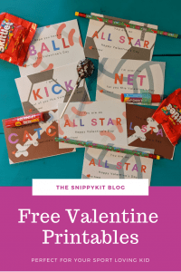 Mom Life || Valentine's Day Printables for the Busy Mom