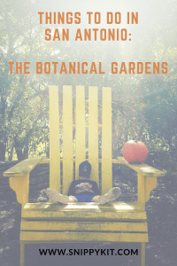 The Botanical Gardens is a must-see attraction here in San Antonio. Beautiful, serene, aromatic, interesting, varied, interactive, educational, and even adventurous. You might not think it is kid-friendly, but it is one of our favorite places to go.