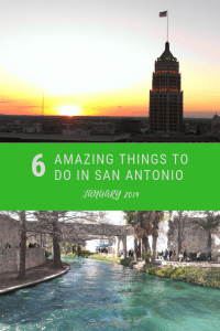 6 Amazing Things to do in San Antonio this January