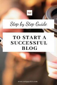 How to Start a Blog in 2020: A Step by Step Guide