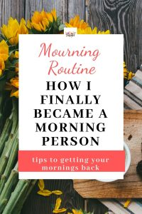 How to Make Your Mornings Run More Smoothly || Mom Life