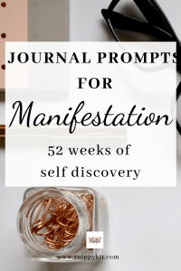 Busy Momprenuer Journal Prompts for Manifestation